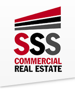 SSS Commercial Real Estate Logo